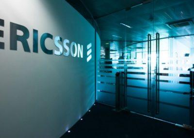 Ericsson Entrance