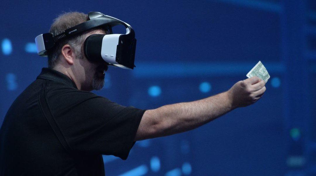 Intel proyecto Alloy Realidad Aumentada