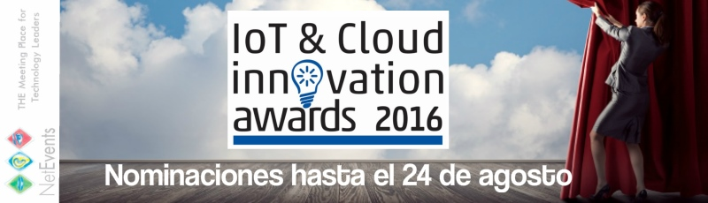 NetEvents Innovation Awards 2016