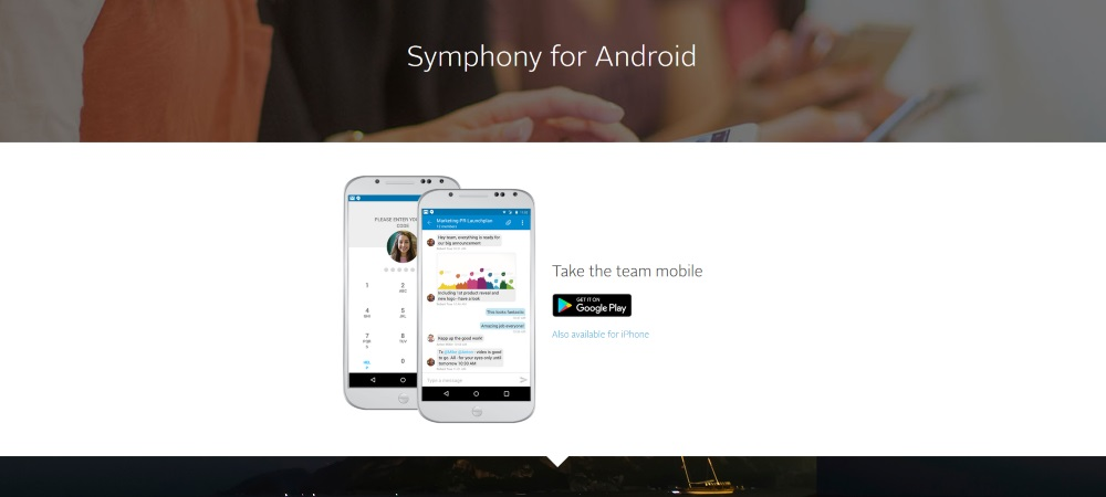 Symphony-android