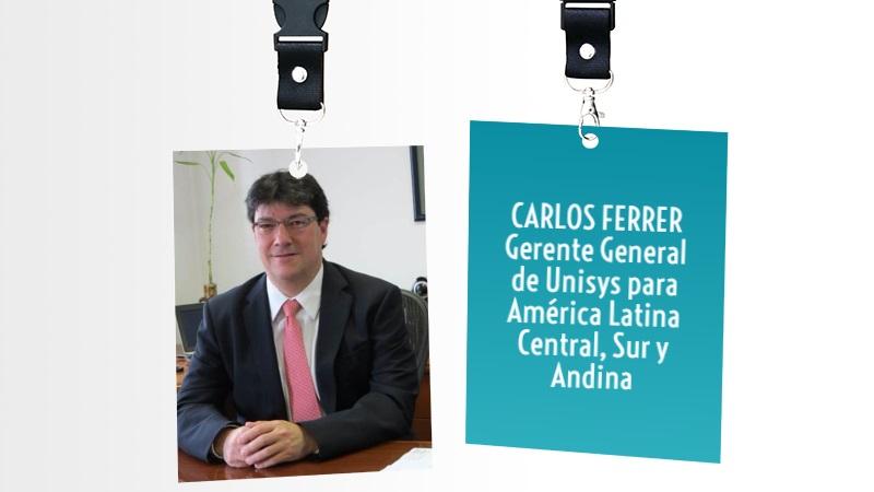 Unisys Carlos Ferrer