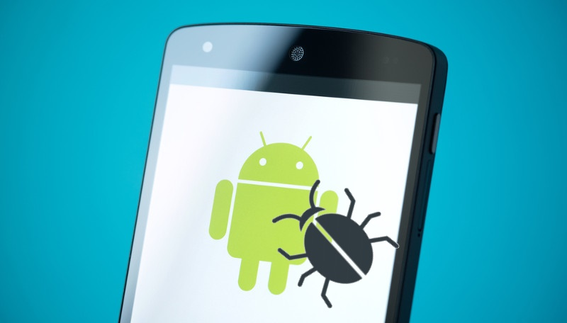 Android virus malware Quadrooter