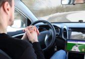 Internet de las cosas - vehículo autónomo