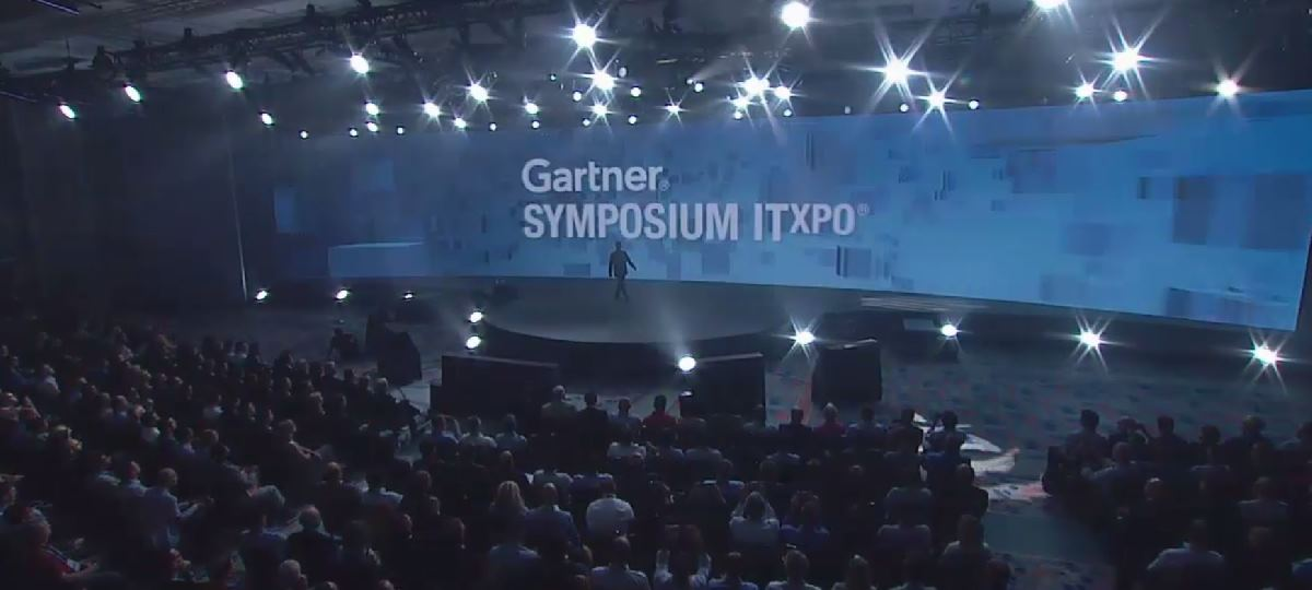 Gartner Symposium IT Expo