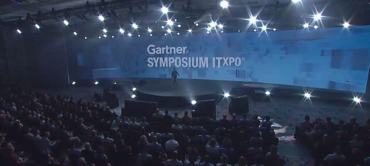 Gartner Symposium IT Expo