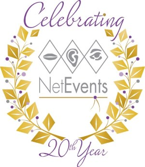 NetEvents ha celebrado su 20º aniversario.