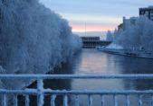 Finlandia invierno por Ptrktn via Flickt CC