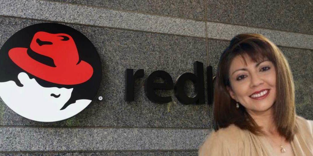 Red Hat Olivia Salas