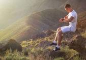 Banda/pulsera de fitness