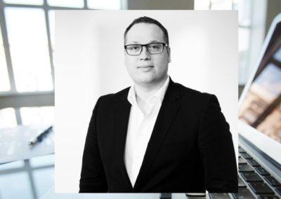 Erasmus Holm, Director de Marketing EMEA & APAC