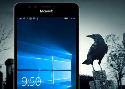 Hacia el ocaso de Microsoft Lumia