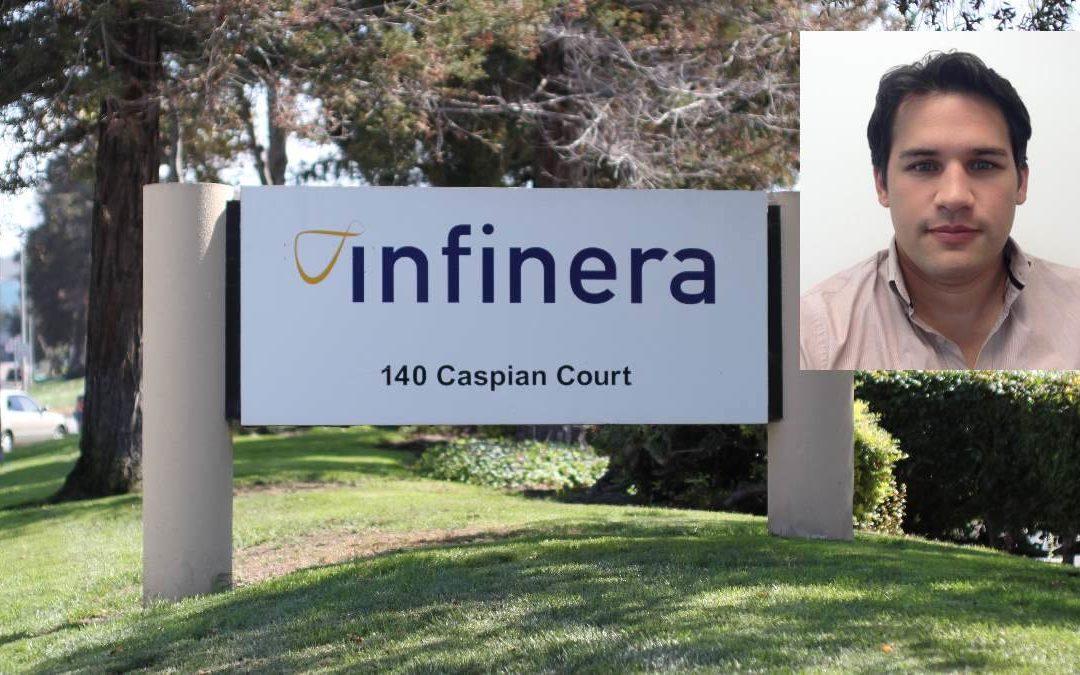 """Infinera: """"Estamos habilitando las redes cognitivas del futuro"""""""