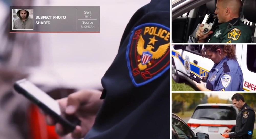 Motorola Solutions Seguridad Publica