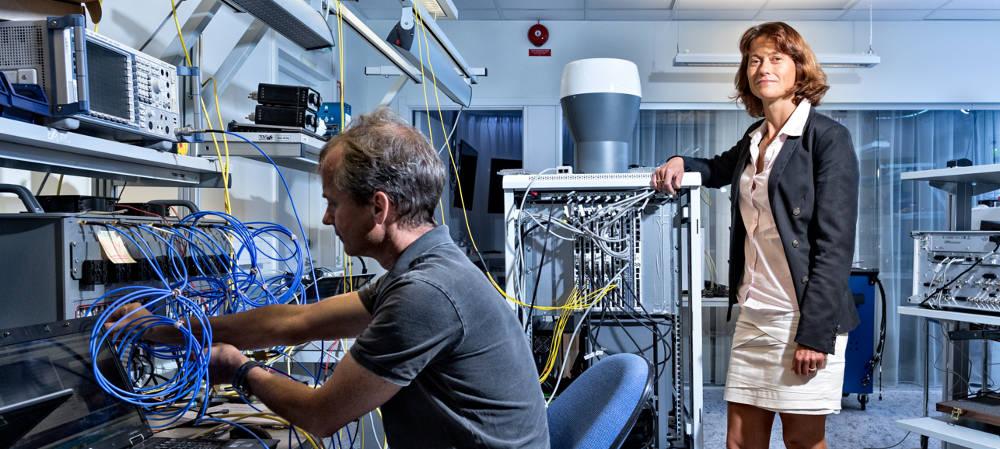 Ericsson y DOCOMO realizan la primera prueba mundial de network slicing