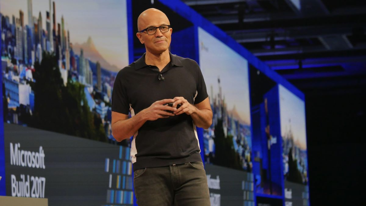 Microsoft Satya Nadella Build 2017-web
