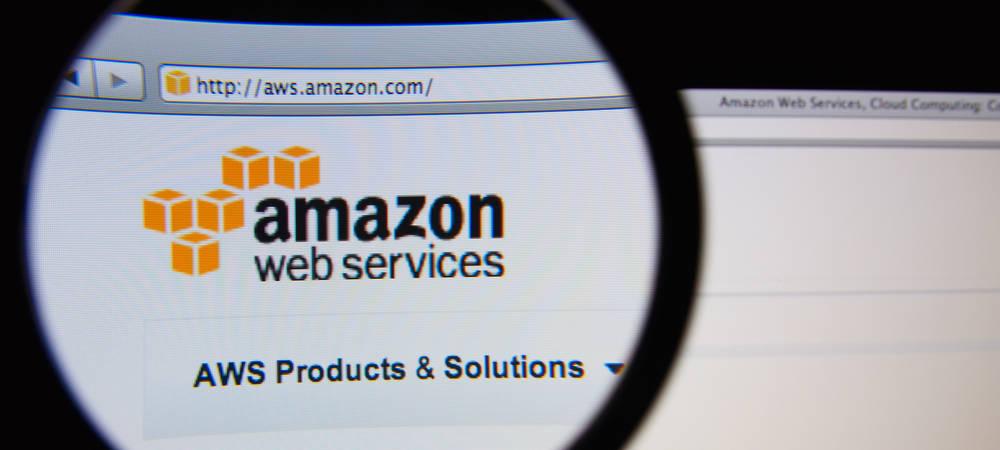 AWS explica la caída masiva de su servicio cloud