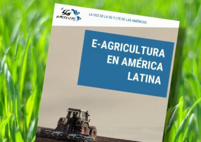 5G Americas informe eagricultura