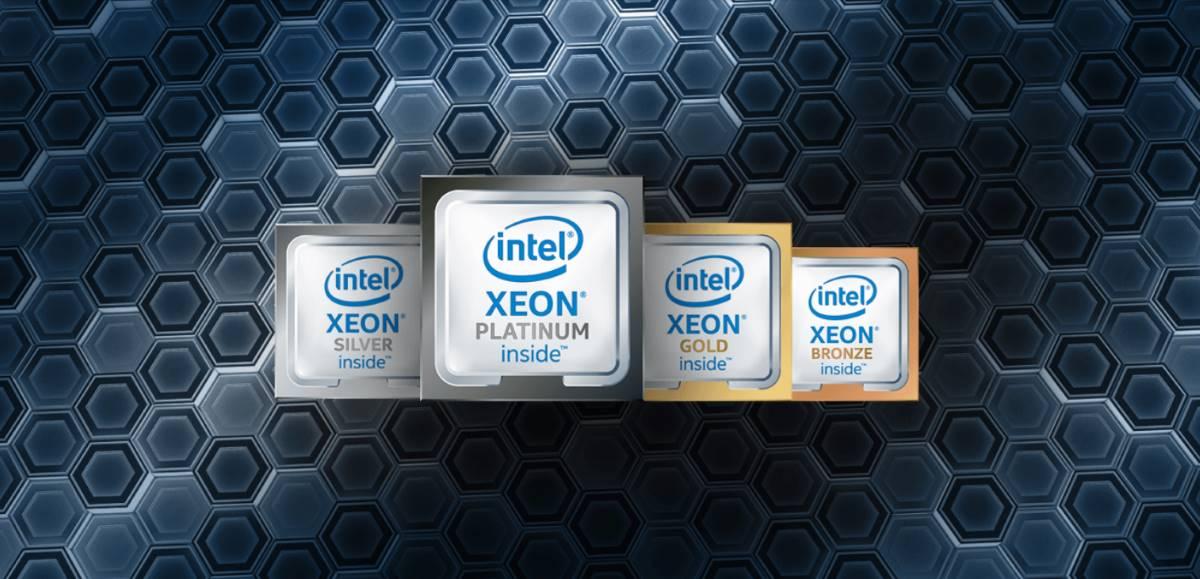 Intel Xeon escalable