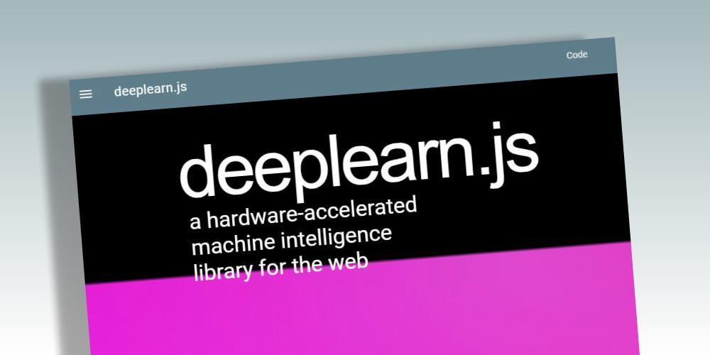 Google Deeplearn