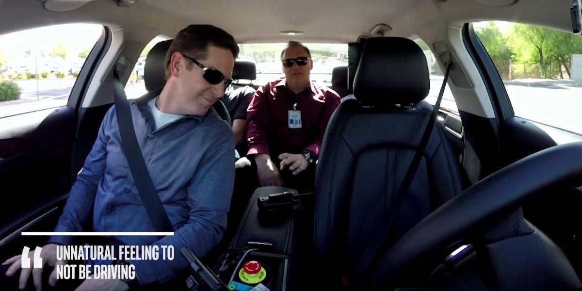 Intel Vehiculo Autonomo