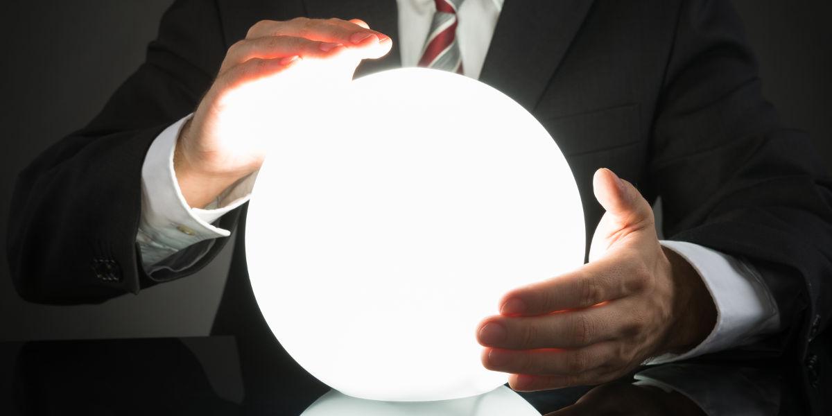 Bola de cristal - predicciones