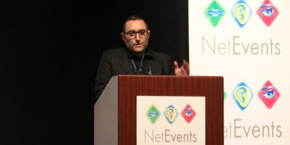Mansour Karam CEO and Founder Apstra