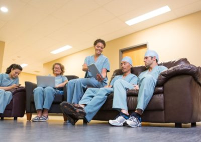 IoT en hospitales