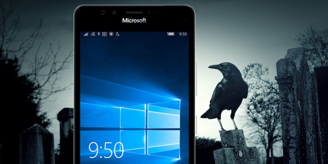 Microsoft admite fracaso de Windows Mobile