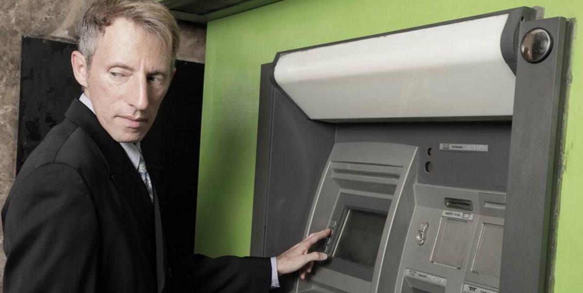 Fraude en cajero automático