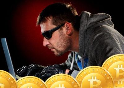 Delincuencia bitcoin