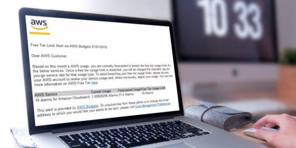 AWS-budget-cloudwatch