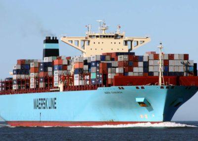 Maersk buque