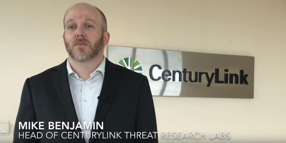 Centurylink CEO Mike Benjamin