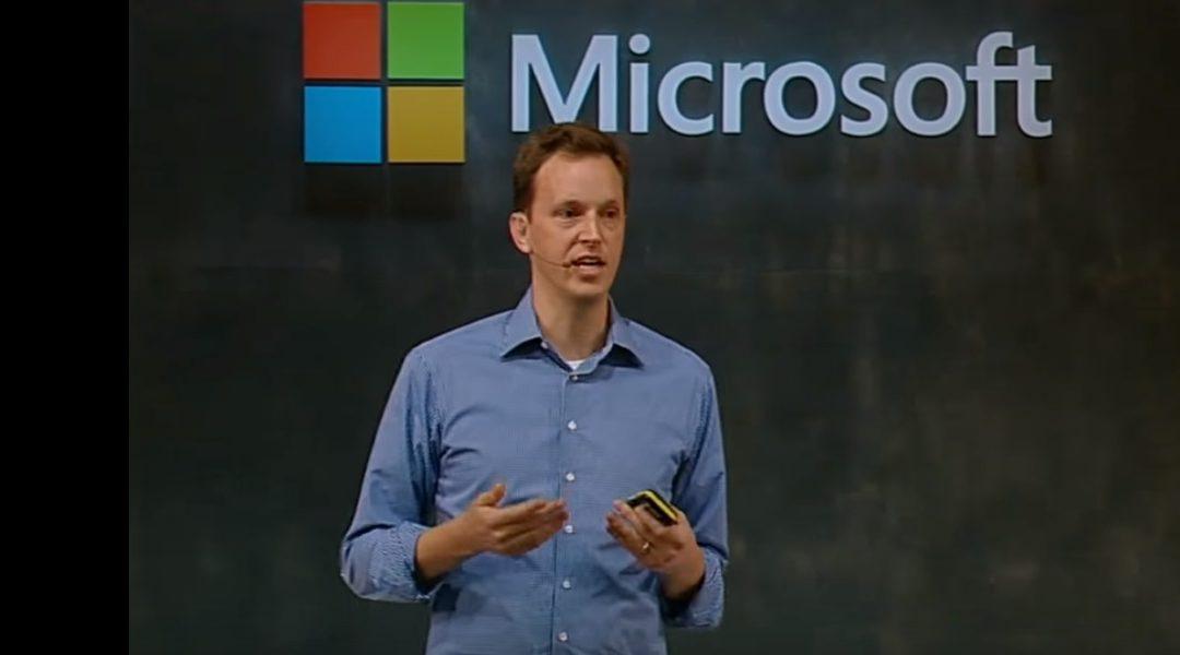 Microsoft Nat Friedman