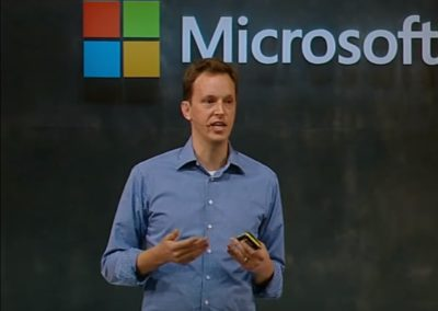 Microsoft Nat Friedman