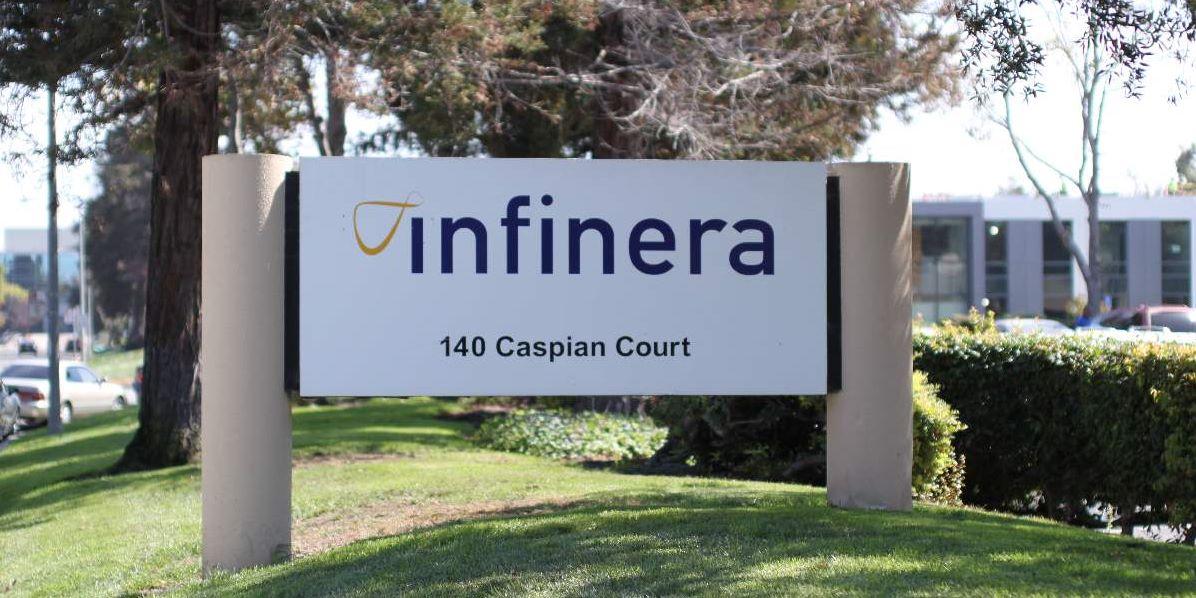 Infinera actualiza la red de datos científicos más avanzada del mundo