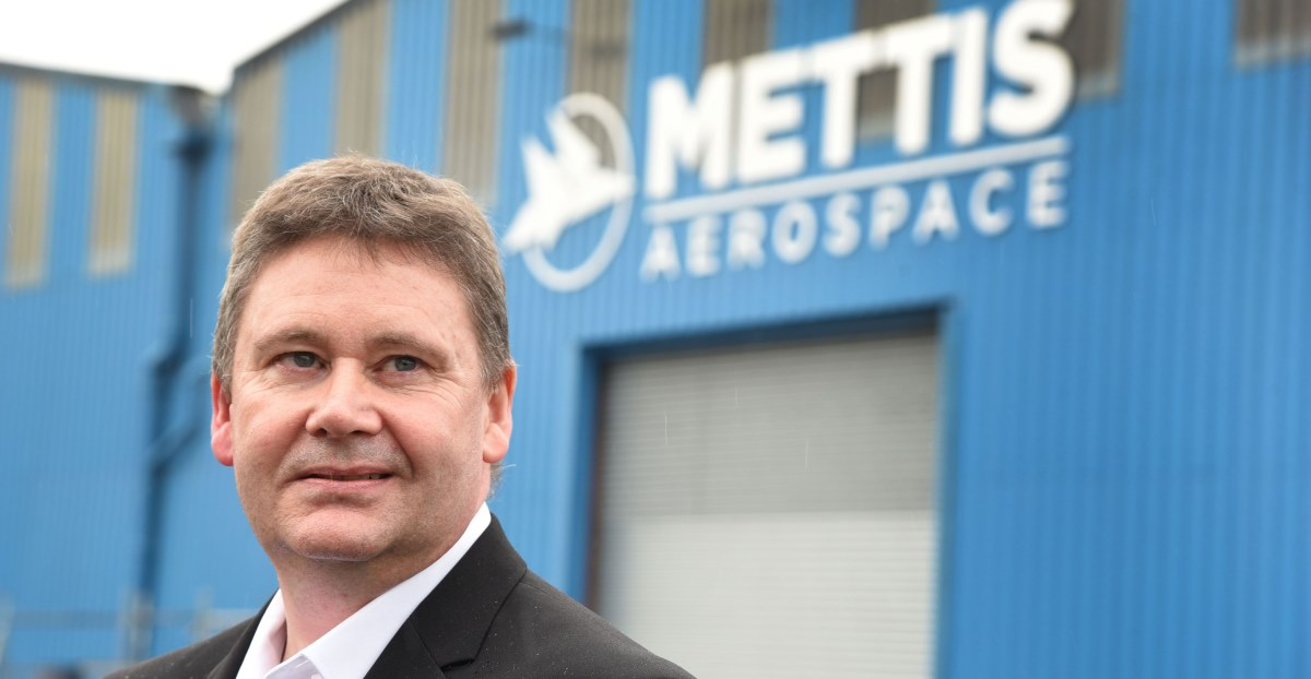 Metis Aerospace - David Green
