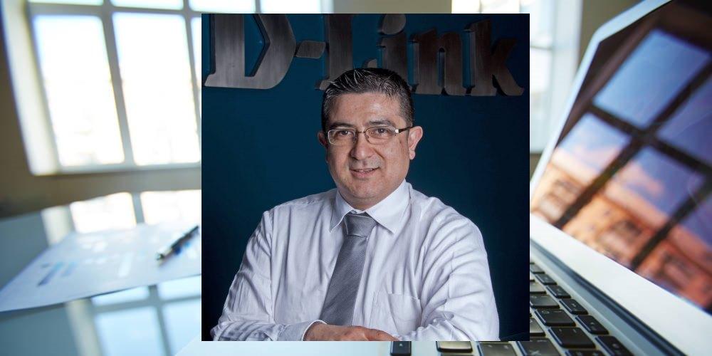 D-Link Claudio Torres