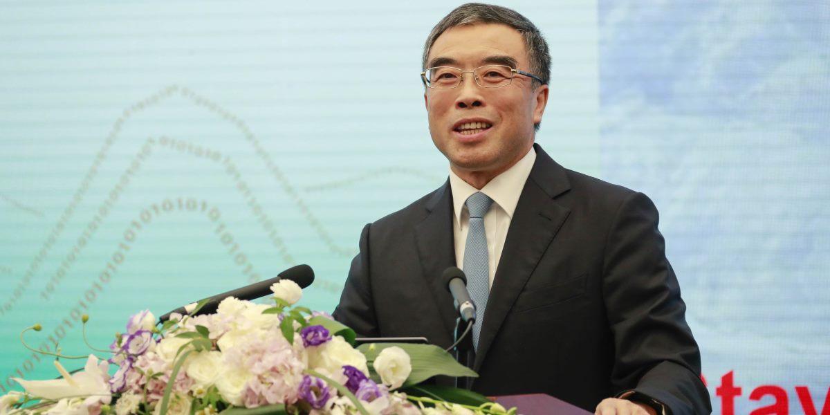 Huawei CEO Liang Hua