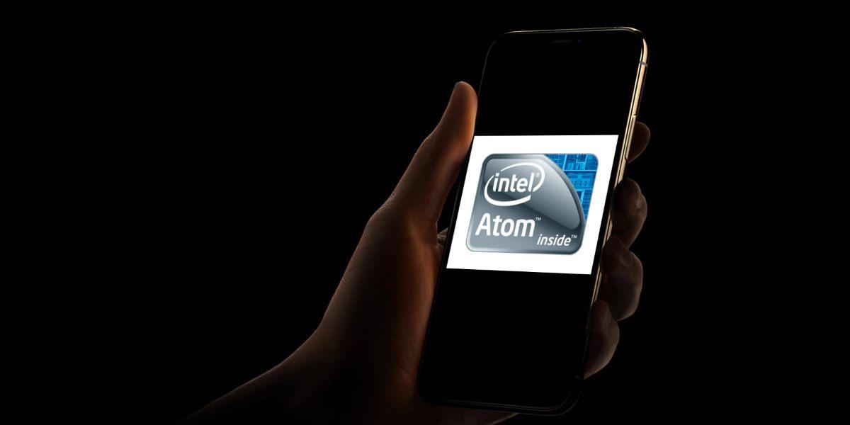 intel atom inside