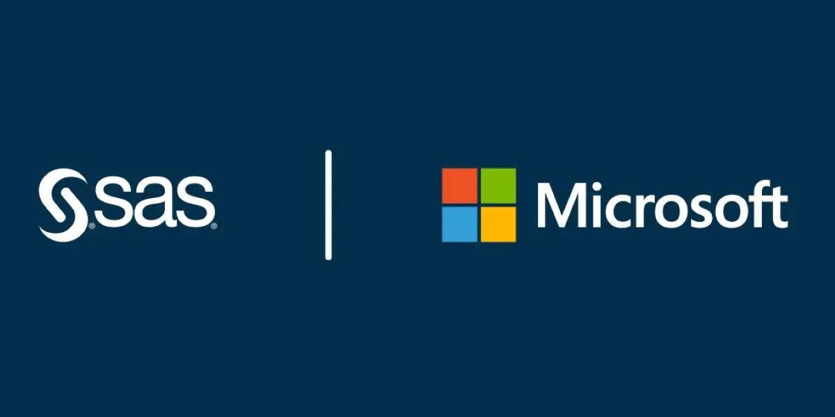 SAS y Microsoft anuncian alianza para análisis e inteligencia artificial