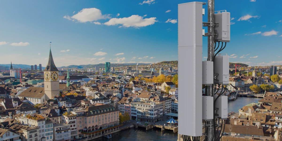 Ericsson presenta nuevas soluciones de AIR para la implementación de banda media de 5G