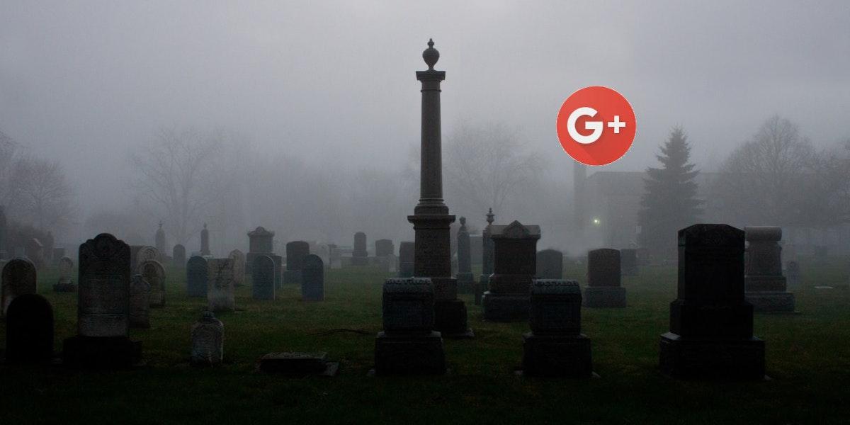 Google+ desaparece y  alguna funcionalidad es incorporada en Currents para empresas