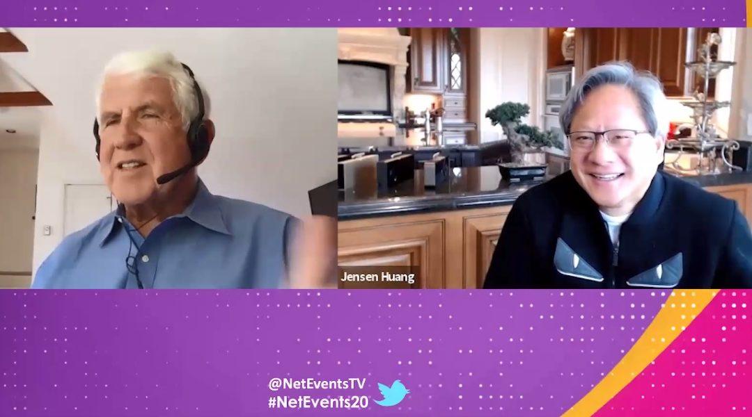 Jensen Huang entrevista a Bob Metcalfe sobre la historia, lecciones aprendidas y el futuro de Ethernet