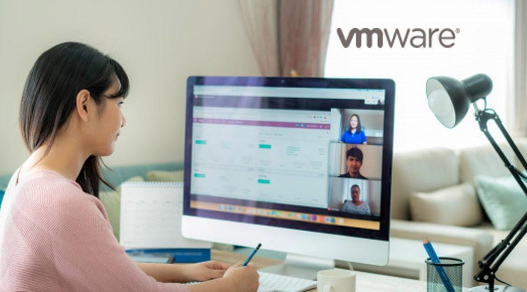 VMware anuncia soluciones para la futura fuerza laboral distribuida