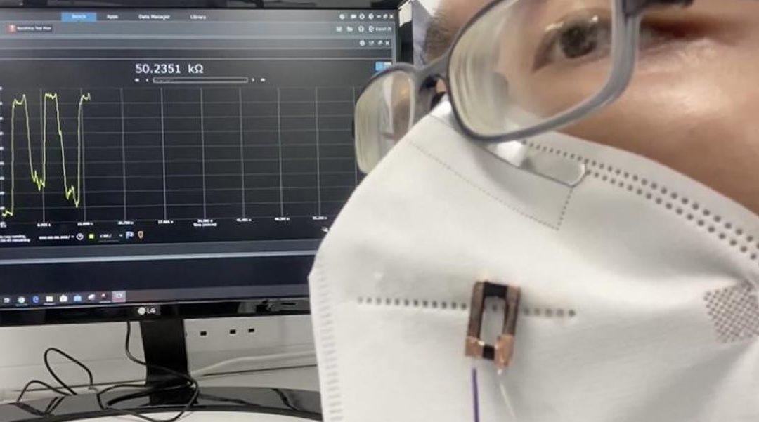 """Académicos presentan fibras electrónicas 3D """"invisibles"""""""
