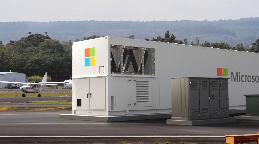 Microsoft anuncia iniciativa de innovación cloud espacial y terrestre
