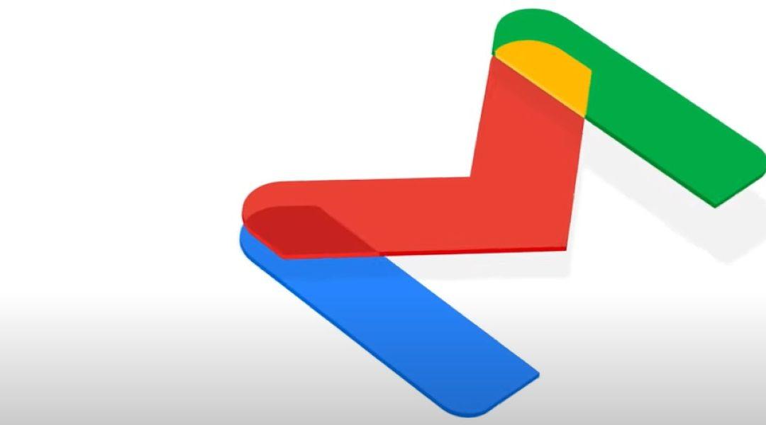 Google rediseña el logotipo de Gmail
