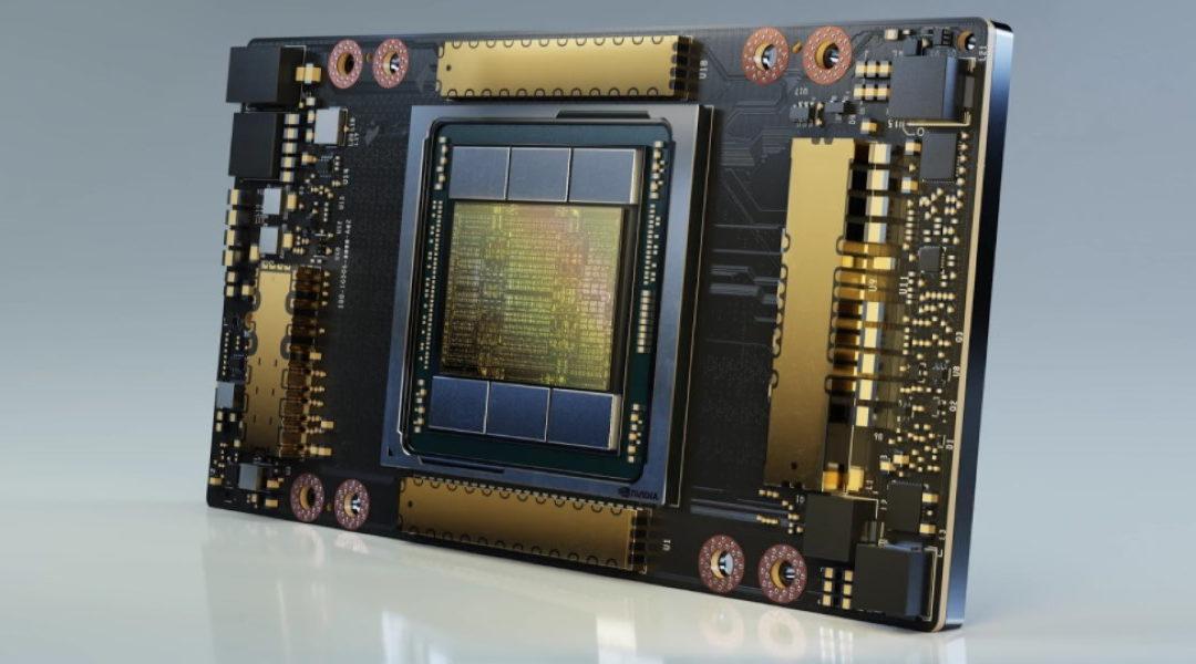 NVIDIA bate récords de rendimiento en IA