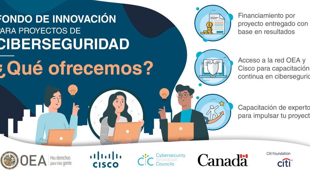 Fondo repartirá USD 200.000 para innovación en ciberseguridad